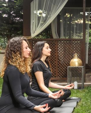 Hunza | Sağlık, güzellik ve konfor tek çatı altında; HUNZA CAMP